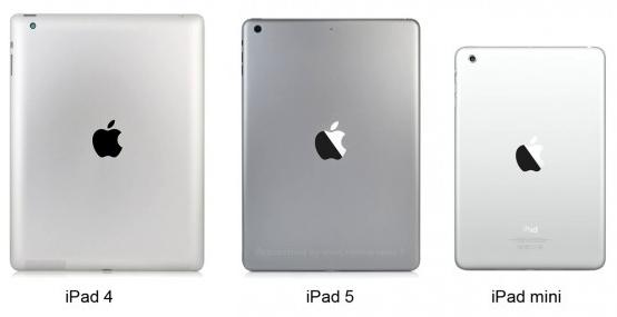 Apple, sự kiện, 22/10, ra mắt, iPad 5, iPad Mini 2, chờ đón