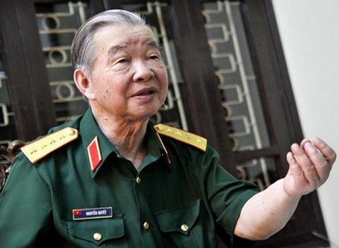 Chân dung, Đại tướng, Quân đội Nhân dân
