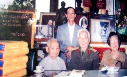 Chắt nội, vua Minh Mạng, may gối, Đại tướng