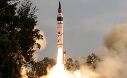 Ấn Độ, tên lửa, Trung Quốc