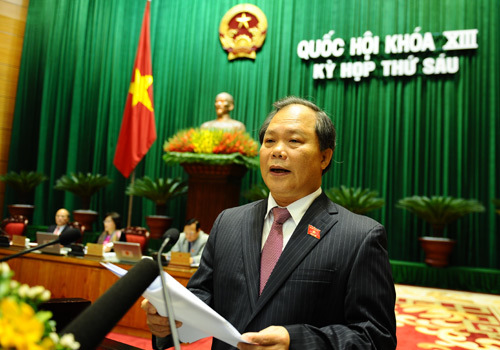 thủ tướng, bộ trưởng, hiến pháp