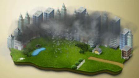 máy hút ô nhiễm, Bắc Kinh, ô nhiễm không khí, sương mù, vấn nạn, Trung Quốc