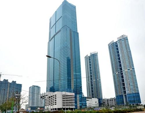 tòa nhà cao nhất, Keangnam, đầu tư, tố cáo, BĐS
