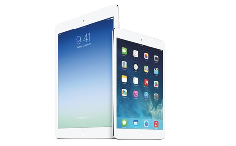 iPad Air, iPad mini Retina