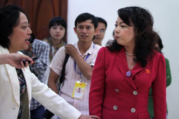 Nguyễn Thị Kim Tiến, bộ trưởng y tế, thẩm mỹ viện, vứt xác bệnh nhân, Cát Tường, trách nhiệm