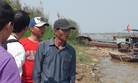 Nguyễn Mạnh Tường, bác sĩ Tường, nạn nhân, ném xác, sông Hồng, thi thể, tìm kiếm