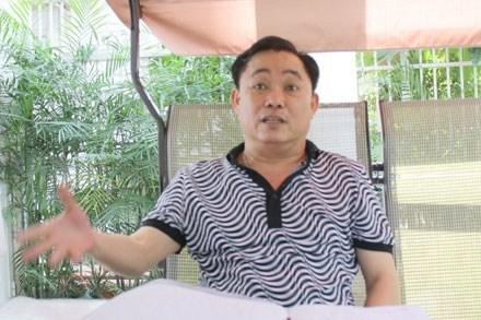Ông Huỳnh Uy Dũng không thèm gặp mặt lãnh đạo Bình Dương