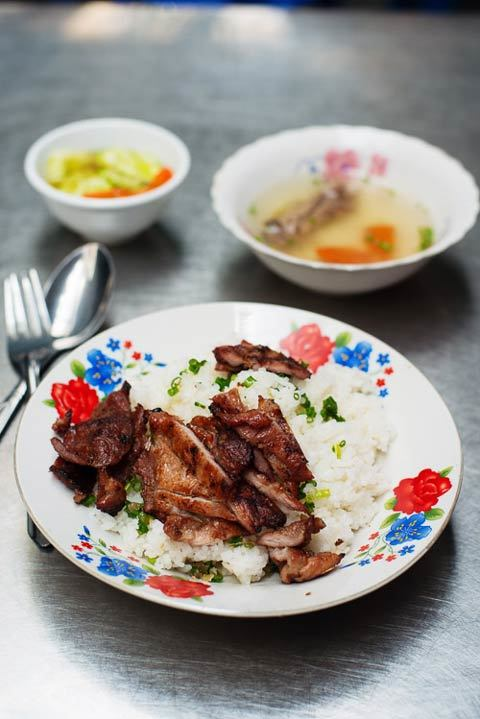 món ăn, du lịch, Campuchia
