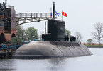 VN nhận tàu ngầm ngày Cách mạng tháng Mười 7/11
