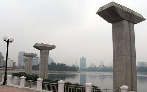 Đường sắt Cát Linh - Hà Đông: Khó về đích đúng tiến độ!