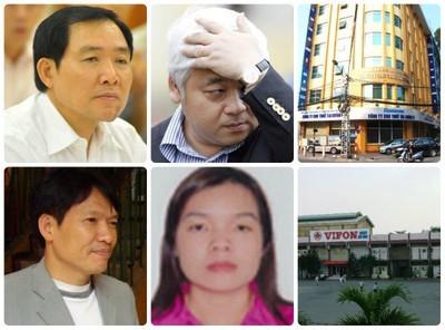 Dương Chí Dũng, tham nhũng, xét xử,Nguyễn Đức Kiên, Huỳnh Thị Huyền Như, cơ quan điều tra, lừa đảo