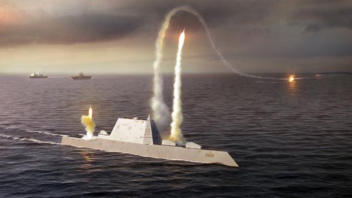 chiến hạm, khu trục hạm, tàu khu trục, USS  Zumwalt