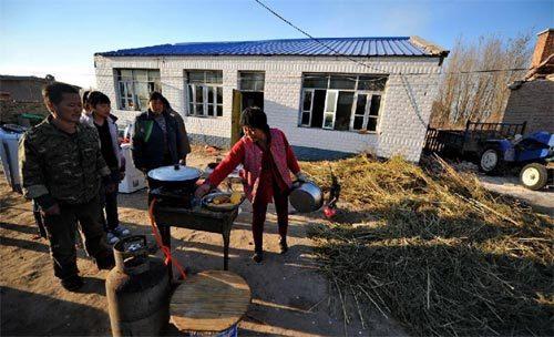 Trung Quốc, Cát Lâm, động đất, thiệt hại