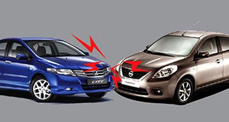 xe nhỏ, thị trường, cạnh tranh, phân khúc.