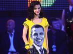 """Katy Perry vượt Tổng thống Mỹ về độ """"hot"""""""