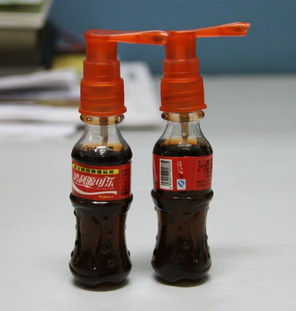 Coca 2.000 đồng 'đại náo' trường học Hà Nội