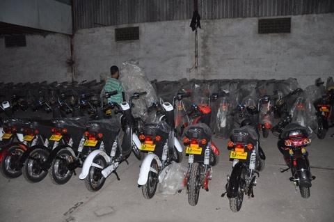 xe đạp điện, xe máy điện, Cục Đăng kiểm, Hải quan, công thương, giao thông