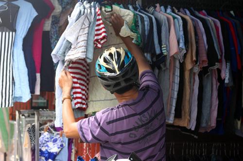 Hiểm họa tiềm ẩn từ chợ đồ cũ