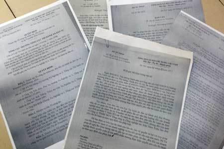 Tài sản, Phạm Thanh Bình, Vinashin, Dương Chí Dũng, Vinalines, tham nhũng