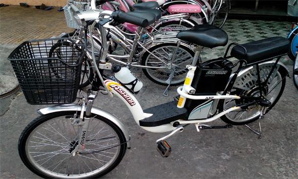 Xe đạp điện Tàu 'tổng tấn công' thị trường Việt