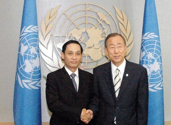 Việt Nam tham gia công ước chống tra tấn của LHQ