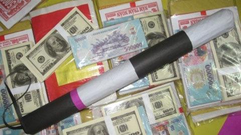 Tráo tiền âm phủ lấy tiền thật: Chưa đổi vận đã vào tù