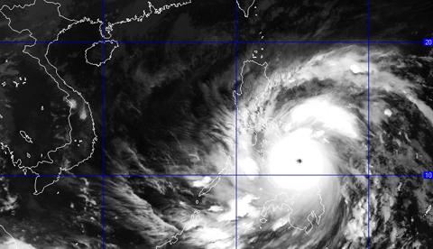 siêu bão Haiyan, lũ, thủy điện, mưa, biến đổi khí hậu