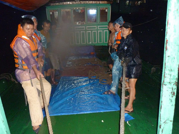 Bão, Quảng Ninh, Trung Quốc, Haiyan