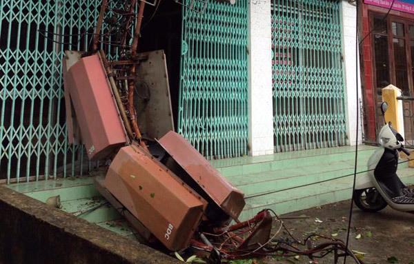 bão 14; Quảng Ninh