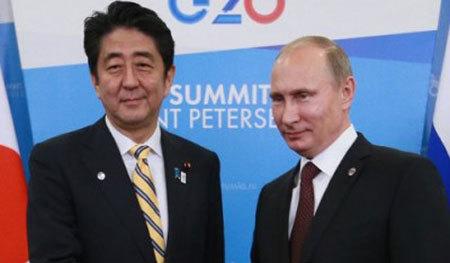 Nga, Trung Quốc, Nhật Bản, Triều Tiên, Hàn Quốc, Putin