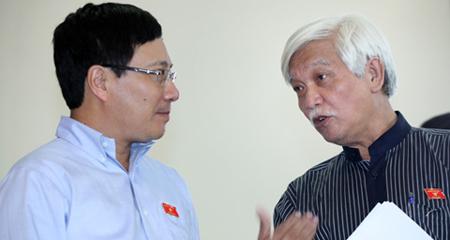 Vũ Đức Đam, Phạm Bình Minh, Phó Thủ tướng