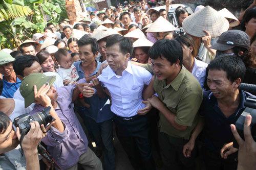 án oan, Nguyễn Thanh Chấn, tam quyền phân lập, luật sư