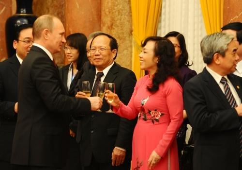 Thái Bình Dương, Putin, Nga