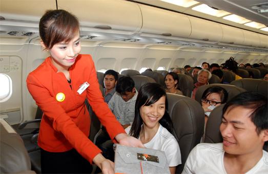 Những ý nghĩ sai lầm về nghề tiếp viên hàng không