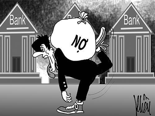 Cò đảo nợ ngân hàng tung hoành dịp cuối năm