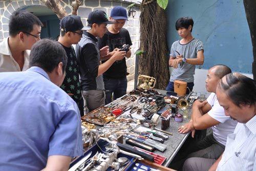 Những món ve chai ngàn đô giữa Sài Gòn