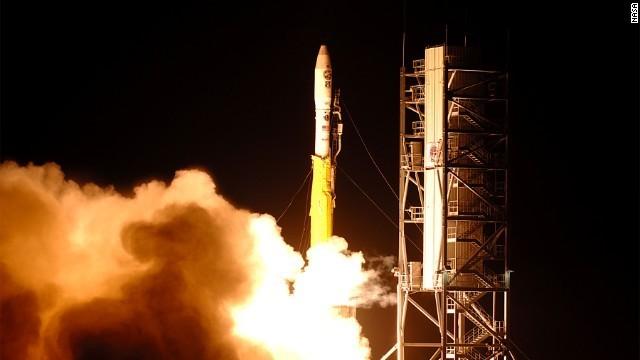 Phóng tên lửa đưa 29 vệ tinh lên quỹ đạo cùng lúc