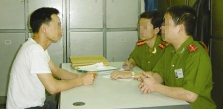Nguyễn Thanh Chấn, án oan, bức cung