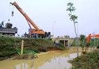 Vỡ đường ống, hơn 70.000 hộ dân Hà Nội thiếu nước