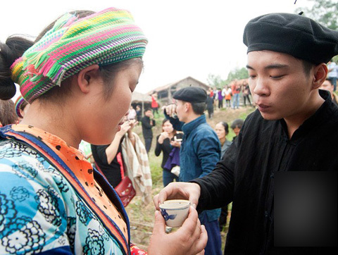 Độc đáo, lễ cưới, người H'Mông