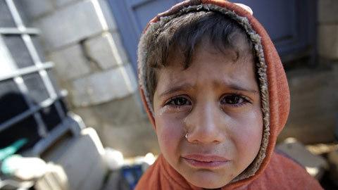 Hơn 11.000 trẻ em Syria thiệt mạng trong nội chiến