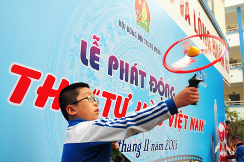 robot; Tosy; Tự hào Việt Nam