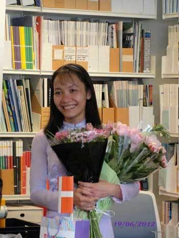 Nữ tiến sĩ 8X Việt chê lương Tây