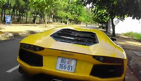 Siêu xe bí ẩn nhất Việt Nam