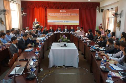 Hội nghị quốc tế về quang phổ và ứng dụng