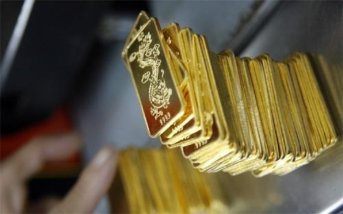 Giá vàng hồi sinh, bật lên 35,5 triệu đồng/lượng