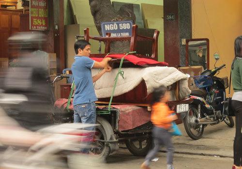 Đội xe ôm vớ bẫm nhất Hà Nội: 30 triệu/tháng