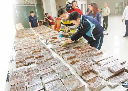 Điều tra vụ vận chuyển 229kg ma túy qua sân bay