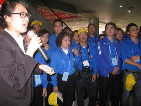 giao lưu, thanh niên, Việt Nam, Trung Quốc