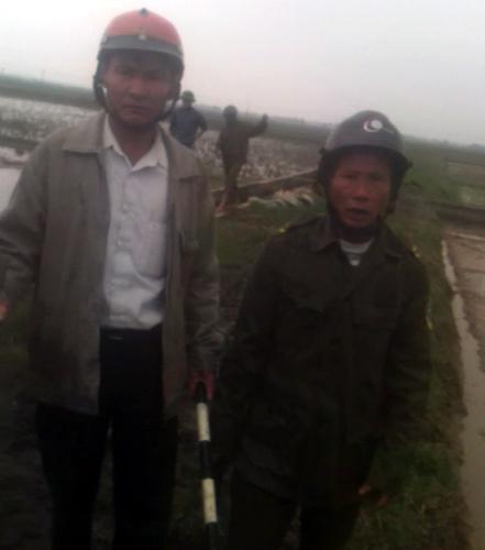 phá mạ; Hà Tĩnh